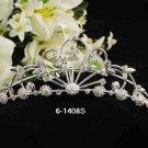 Wedding Headpiece; Bridal Veil ;Opera accessories ;Bridesmaid Comb;Teen girl Sweetheart Tiara #1408s
