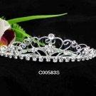 Wedding Headpiece; Bridal Veil ;Opera accessories ;Bridesmaid Comb;Teen girl Sweetheart Tiara #583s