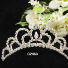 Wedding Headpiece; Bridal Veil ;Opera accessories ;Bridesmaid Comb;Teen girl Sweetheart Tiara #2463