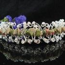 Wedding Headpiece; Bridal Veil ;Opera accessories ;Bridesmaid Comb;Teen girl Sweetheart Tiara #2020