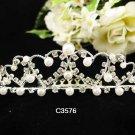 Bridal Veil ;Opera accessories ;Wedding Headpiece; Bridesmaid Comb;Teen girl Sweetheart Tiara #3576