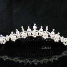 Bridal Veil ;Opera accessories ;Wedding Headpiece; Bridesmaid Comb;Teen girl Sweetheart Tiara #2371