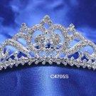 Opera accessories ;Bridal Veil ;Wedding Headpiece;Silver Bridesmaid Comb;Teen girl Tiara #4705s