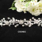Opera accessories ;Bridal Veil ;Wedding Headpiece;Silver Bridesmaid Comb;Teen girl Tiara #5548