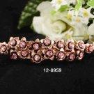 Opera Tiara;Bridesmaid Hair accessories ;Bridal Comb;Silver Teen Girl Comb ;Bride Tiara#8959p