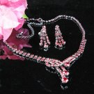 Fancy Wedding Choker sets ;Bridal Tiara;Bridesmaid accessories;Bride Necklace set#1593r