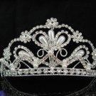 Opera Tiara;Bridesmaid Hair accessories;Bridal Comb; Silver Teen Girl Comb ;Bride Tiara#2023