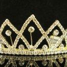 Fancy Golden Wedding Headband ;Opera Dancer Tiara;Bridesmaid Hair accessories#3081g