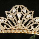 Cute sweetheart Wedding Headpiece ;Crystal Bride Regal Tiara;Party Occasion Hair accessories#238g