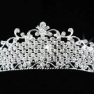 Pageant Bridal Tiara;Wedding Rhinestone Tiara;Bride Regal Tiara;Party Occasion Hair accessories#542