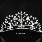 Fancy girl hair comb;Bridal crystal comb ;wedding tiara;bride headpiece ;opera accessories#09