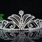 Sweetheart Bridal tiara;crystal wedding tiara ;bridesmaid headpiece;Teen girt headband #511s