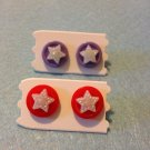 Button Post Earrings2