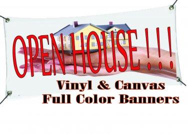 13oz Full Color Vinyl Banner Banner 3' X 8'