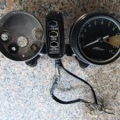 HONDA CB360 Tachometer Assembly with wires in good condition , fits other CB too