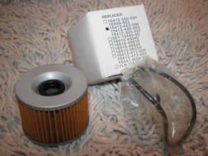 Honda Oil Filter new in box fits CB750 CB550 CB500 CB400F SS