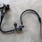 1975 CB400F SS Front Brake Assembly with reservoir and cables