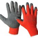 WWSW110GR-XL Dozen - Grey/Red Nitrile Coated Work Gloves XL
