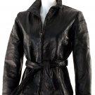 SZ Large Ladies Patchwork Leather Jacket SWDSIDL112-L