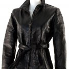 SZ Medium Ladies Patchwork Leather Jacket SWDSIDL112-M