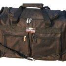 "SWDSI1125 - 19"" Black Duffle Bag"