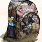 SWDSI1187 - Mossy Oak Backpack with TAN Trim