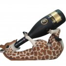 SWEDHD33043 - Giraffe Wine Bottle Holder