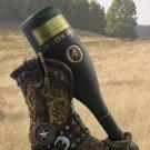 SWEDHC31925 - Western Vintage Cowboy Boot Wine Bottle Holder