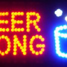 SWEDLEDpong - 19x10 Beer Pong Motion LED Sign