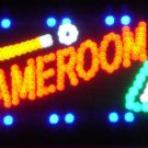SWEDLEDGameRoom - 19x10 Game Room Motion LED Sign