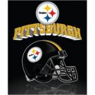 Pittsburgh Steelers Fleece Blanket  SWEDbsteelers