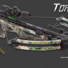 Parker Tornado F4 Crossbow Package w/3X Multi-Reticle Scope  SWDSI X120-MR