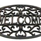 Fleur De Lis Welcome Plaque - SWIWG   0154-17460