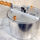 Old Mountain Aluminum Popcorn Popper - SWIWG 0166-10134
