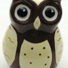 Ceramic Owl Bank - SWIWG 049-22134