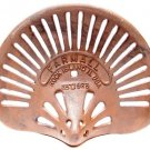Cast Iron Farmall Tractor Seat Rust - SWIWG 0170S-08518
