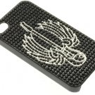 IPHONE 4S COVER GLASS BEAD GUITAR - SWRUBDGA99032BLK