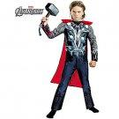 SZ Medium Classic Muscle Thor Avengers Boys Costume - SWWHCDI43656