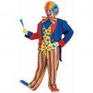 XXXL (52-58) Men's Plus Size Clown Costume - SWWHC66968F