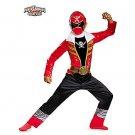 SZ Small Red Ranger Super Mega Classic Child Costume - SWWHCDI69638