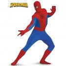 SZ Medium Spiderman Bodysuit Teen Costume - SWWHCDI50362T