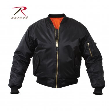 5X Large Rothco MA-1 Flight Jacket  7343