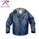 SZ Small Rothco Hooded Storm Jacket  S8633