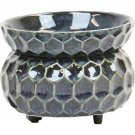 Honeycomb Blue 2 in 1 Candle Warmer  SWEDCW245