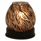 Touch Lamp Style Glass Oil Warmers - Tiger  SWEDOA346
