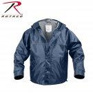SZ Large Rothco Hooded Storm Jacket  8633