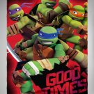 Teenage Mutant Ninja Turtles Fleece Blankets    SWEDbTurtles