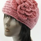 KNITTED HEAD BAND HAIR ACCESSORY  SWRUBBTH99274PNK