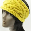 KNITTED HEAD BAND HAIR ACCESSORY  SWRUBBTH99281YEW