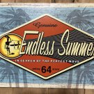 "SWD1138  - 16"" X 12.5"" Endless Summer Tin Sign"